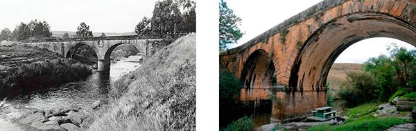 Ponte sobre o Rio dos Papagaios (1875/1876)