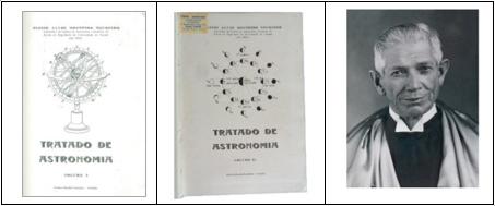 Tratado de Astronomia - Volumes I (450 páginas) e II (440 páginas), Plínio Alves Monteiro Tourinho
